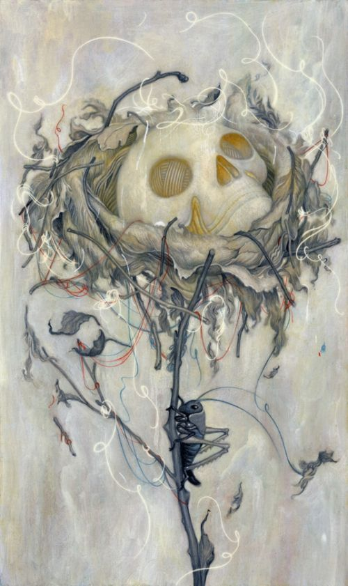 Nest by James Jean