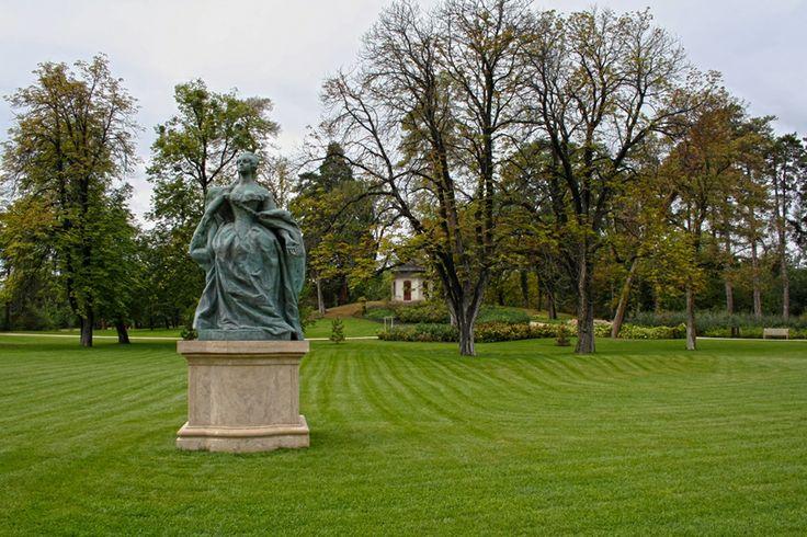 Gardens of Royal Palace of Gödöllő