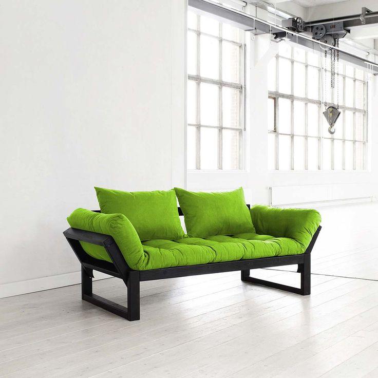 Edge Lime With Black Frame