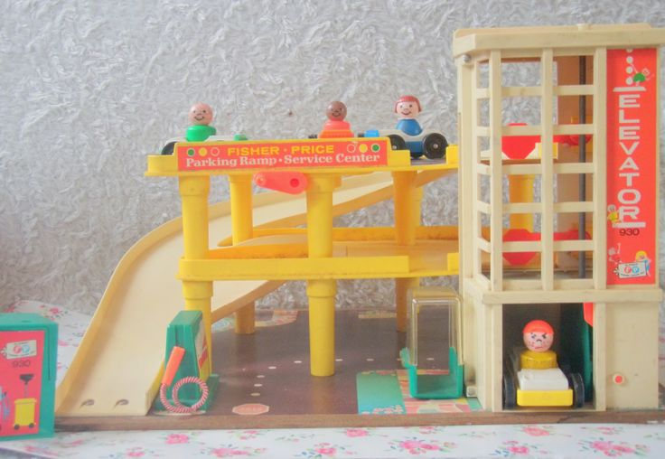 Passion Jouets Vintage :  Fisher Price Little People