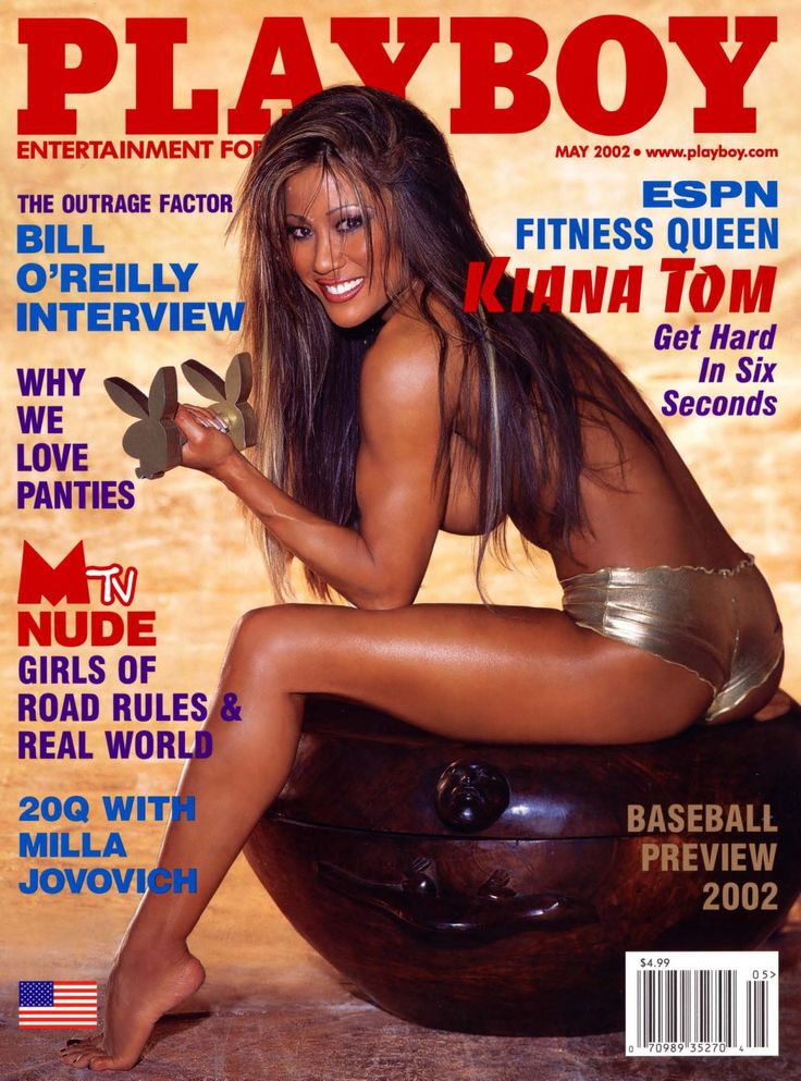 Playboy USA - May 2002 PDF | 178 Pages | English | 104,56 MB