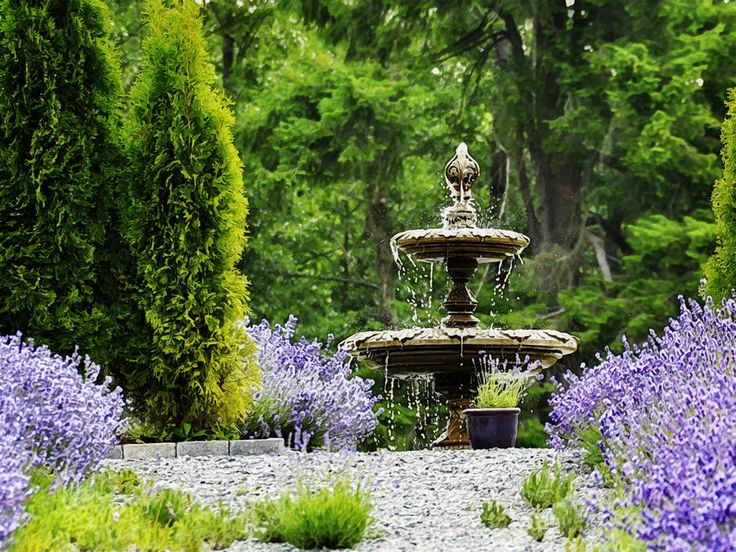 110 best Beautiful Garden Fountains images on Pinterest Garden