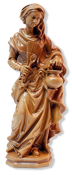 """""""Madonna of the Kitchen.""""  -from the EWTN catalogue."""