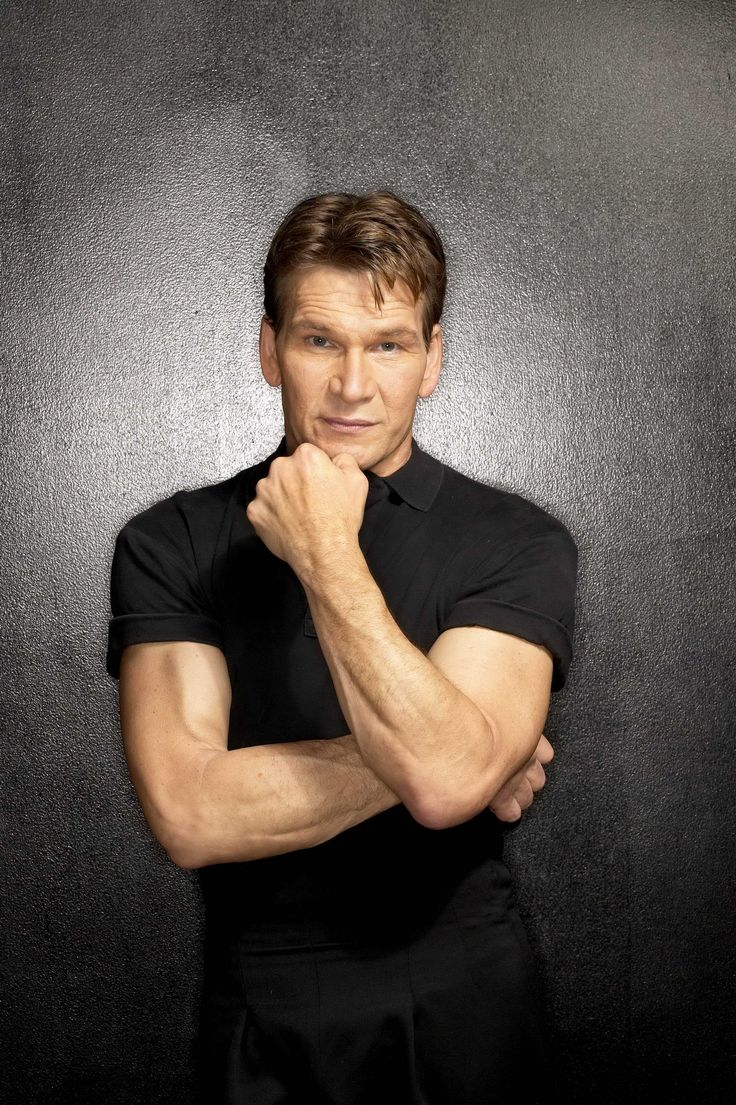 Patrick Swayze A Life In Pictures: Patrick Swayze #celebrities