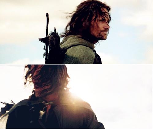 Aragorn pippin spank