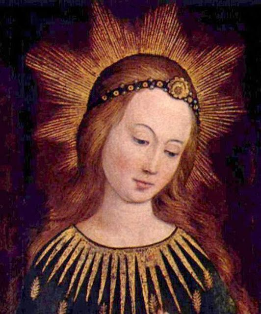 Virgin Mary Paintings Famous