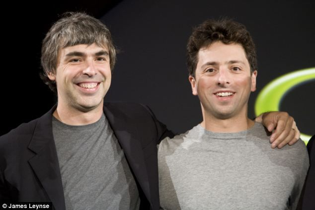 How British Google executive's affair with co-founder Sergey Brin ruined his friendship with CEO Larry Page after 'alarming' emails were found by Brin's wife  Read more: http://www.dailymail.co.uk/news/article-2579067/Google-CEO-Larry-Page-stopped-talking-founder-Sergey-Brin-affair-younger-employee.html#ixzz2vr7kug19  Follow us: @MailOnline on Twitter | DailyMail on Facebook