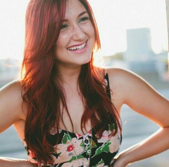 Anastasia Baranova +HAIR GOALS  #ZNation