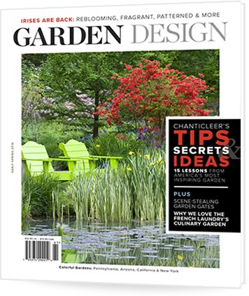 Early Spring 2016 - Issue 193 - Modern plants for a bold and beautiful garen