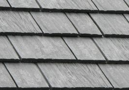 Euroshield® rubber roofing shingles are manufactured from recycled tire rubber…