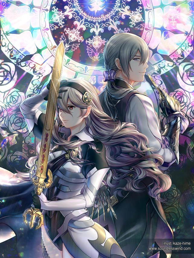 Fire Emblem: Princess and Butler by Kaze-Hime on DeviantArt