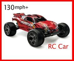 Traxxas Rustler 130mph upgrade VIDEO + Full parts list