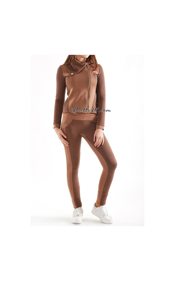 Модный спортивный костюм 1209, купить спортивные костюмы, женская спортивная одежда от ShaArM, Харьков, Украина, Люберцы, Росси