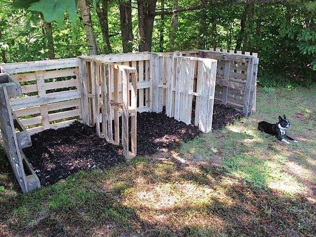 Compost Bin Update