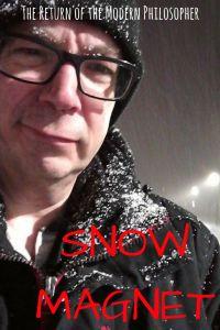 humor, sarcasm, winter, Maine, Modern Philosopher