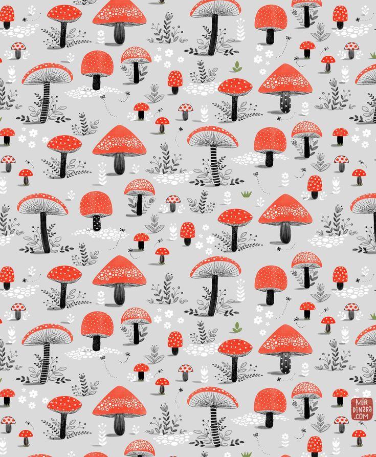 Create patterns using Photoshop, Illustrator, pens, paints or pencils - Digital Arts