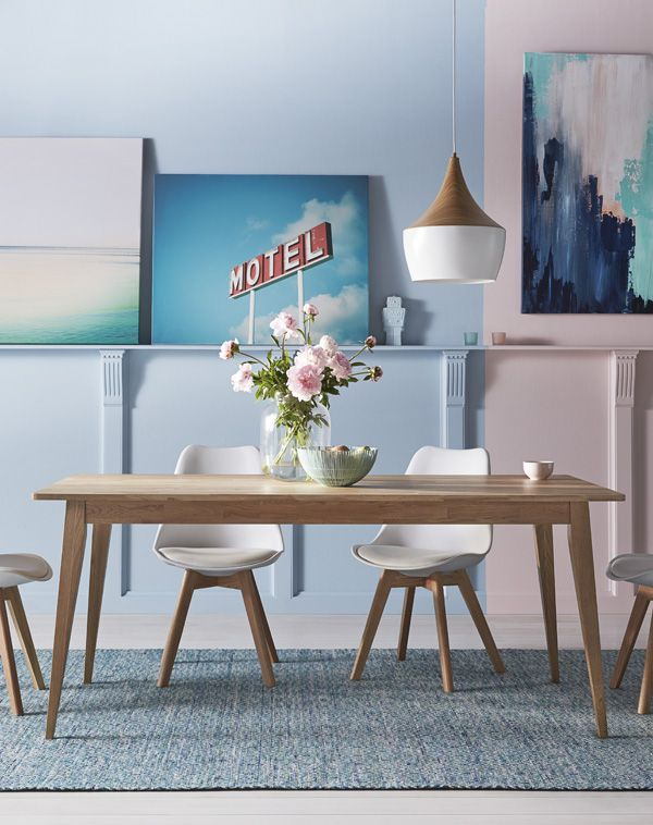 Freedom AW15 Canterbury dining table, via we-are-scout.com.