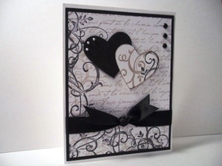 12th Anniversary by mokasheen - Cards and Paper Crafts at Splitcoaststampers