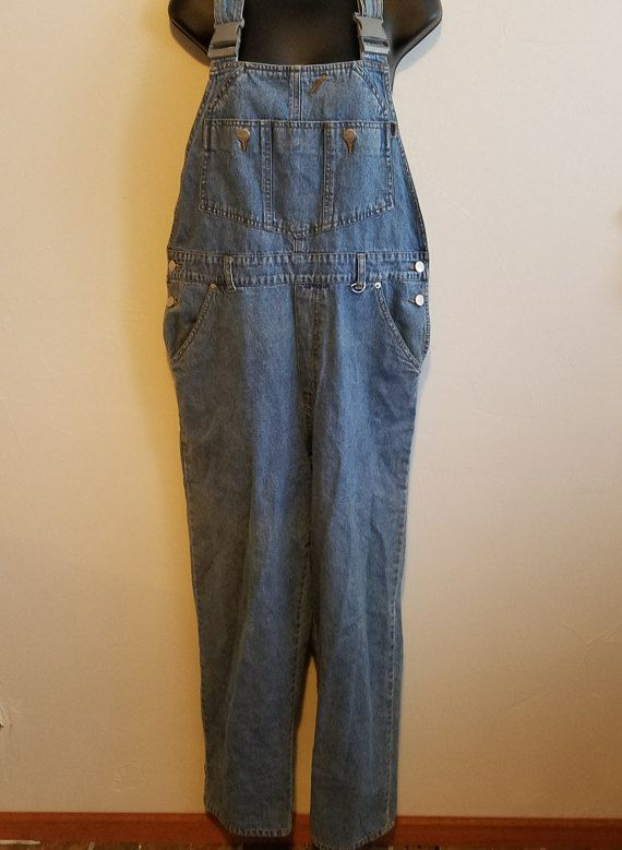 Hey, I found this really awesome Etsy listing at https://www.etsy.com/listing/486989057/zana-di-womens-overalls-l-jeans-bibs