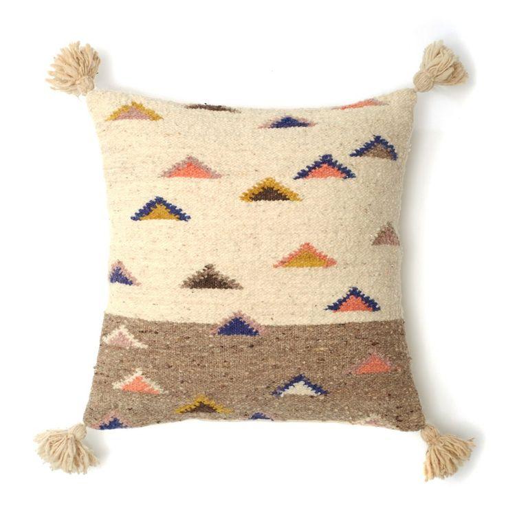 Mountain Hand Woven Pillow 387 best Pillows