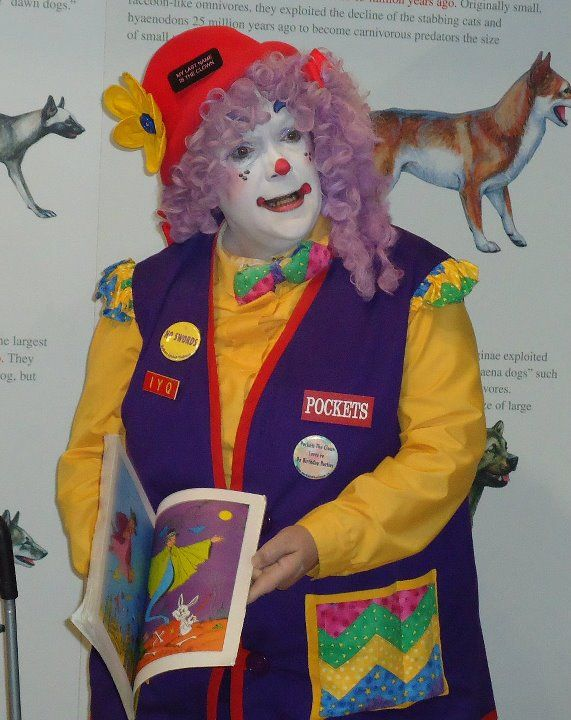 magic show with www.pocketstheclown.ca