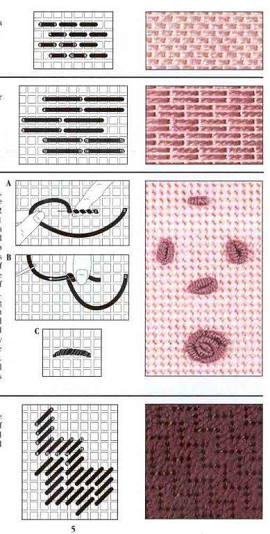 PLASTIC CANVAS (pág. 19) | Aprender manualidades es facilisimo.com