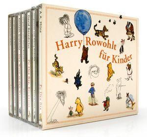 Harry Rowohlt für Kinder. 16 CDs von Harry Rowohlt für 29,90€