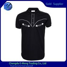 Rib knitted cuff fashion polo t shirt your design printed  best seller follow this link http://shopingayo.space