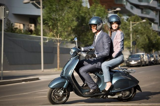 2014 Vespa 946 Bellissima | Scooter News and Reviews | Scootersales
