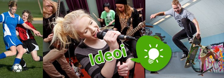 Nuortenideat.fi on valtakunnallinen nuorten vaikuttamispalvelu, jolla voi helposti tehdä ehdotuksia, osallistua ja vaikuttaa. Oman idean kirjoittaminen edellyttää sisäänkirjautumista, mutta ideoita voi selata, kommentoida ja kannattaa kirjautumatta. Kunnat, koulut, järjestöt ja nuorten vaikuttajaryhmät voivat ottaa maksutta palvelun käyttöönsä.