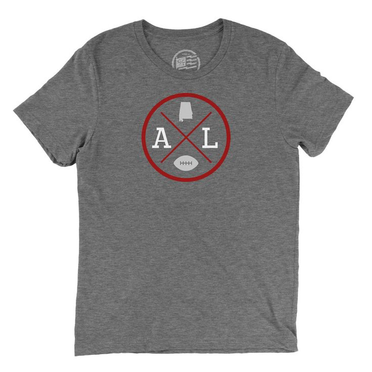 Alabama Football Crossroads T-Shirt