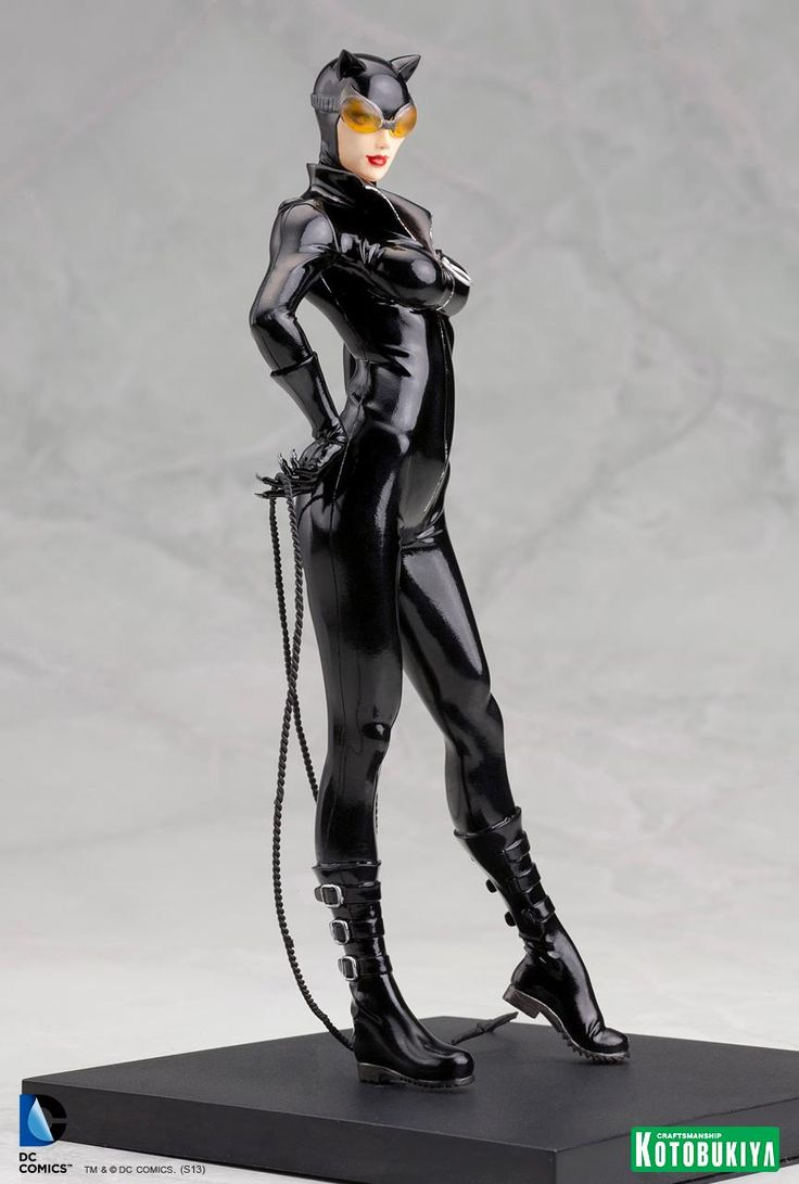 #Catwoman New 52 from Kotobukiya