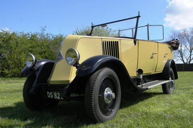 1928 Renault Type NN Tourer
