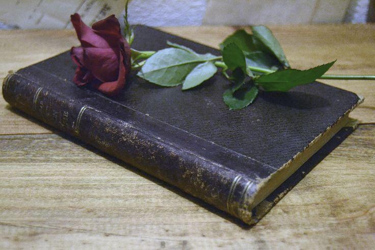 Antique book.