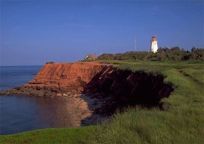I have a Prince Edward Island obsession. Can I just be Anne of Green Gables? 'Cause that would work for me...