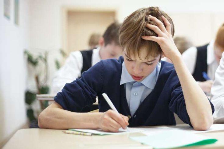 Όσα χρειάζεται να γνωρίζετε για το άγχος των μαθητών