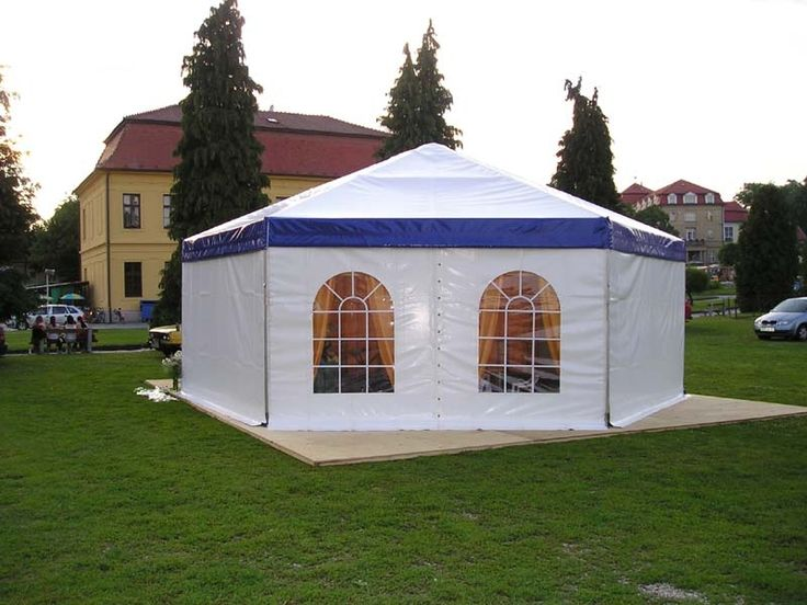 Party tent type Gama