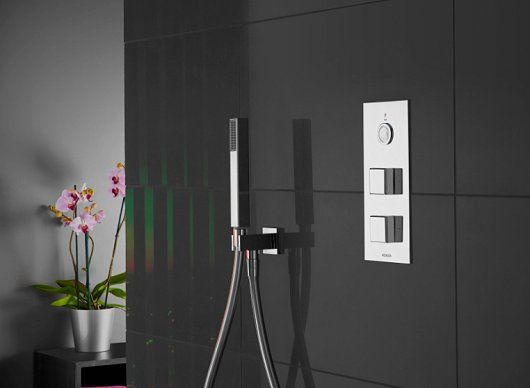 Aqualisa ILux Digital And Rise Digital Showers