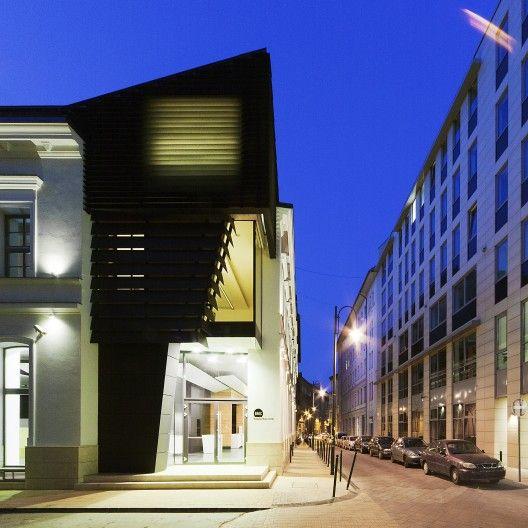 Music Center in Budapest by Art1st Design Studio