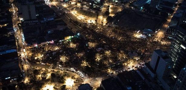 Greve paralisa transporte no Brasil, esvazia SP, mas governo minimiza atos