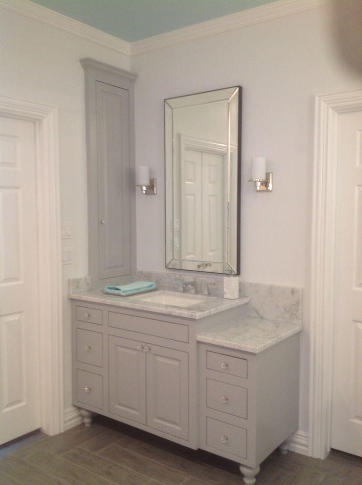 This Is John S Vanity Area Kohler Memoirs Sink And Faucet