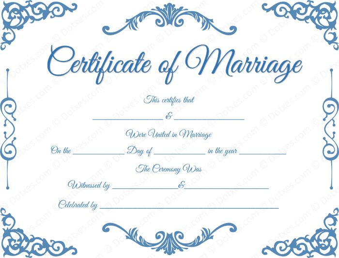 68 best marriage certificate templates images on pinterest wedding certificate templates free printable traditional corner marriage certificate template dotxes yadclub Image collections