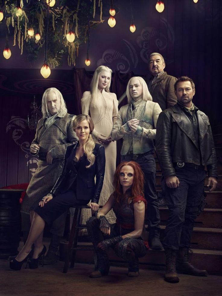 Defiance (TV Series 2013–2015) - Photo Gallery - IMDb