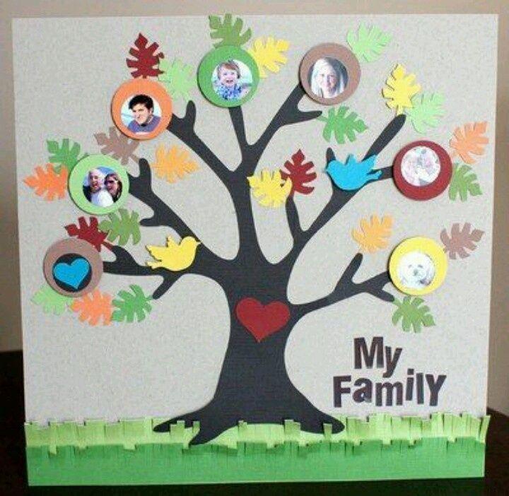 Resultado de imagen para arbol genealogico imagenes infantiles
