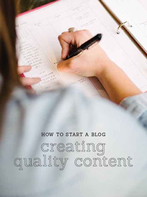 such a great post on how important content is!