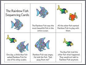 Let's Talk!: The Rainbow Fish!