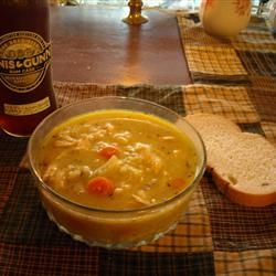 Mulligatawny Soup I Allrecipes.com | Yum! | Pinterest