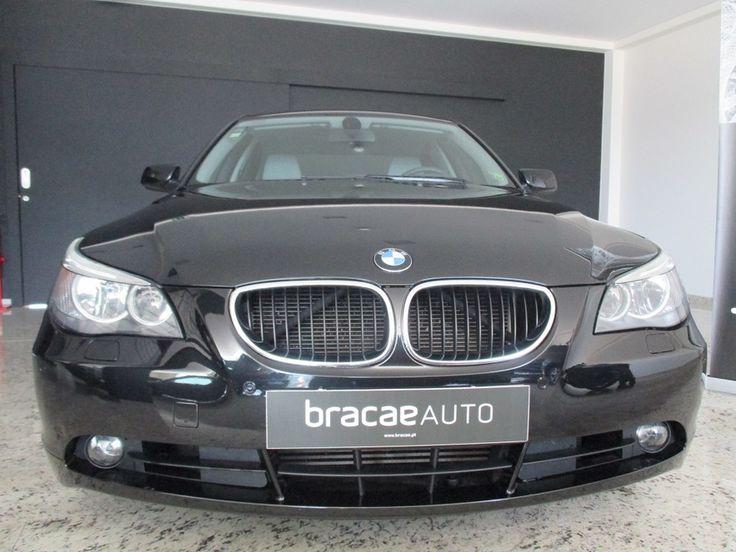 Bracae : Automóveis BMW 525 D