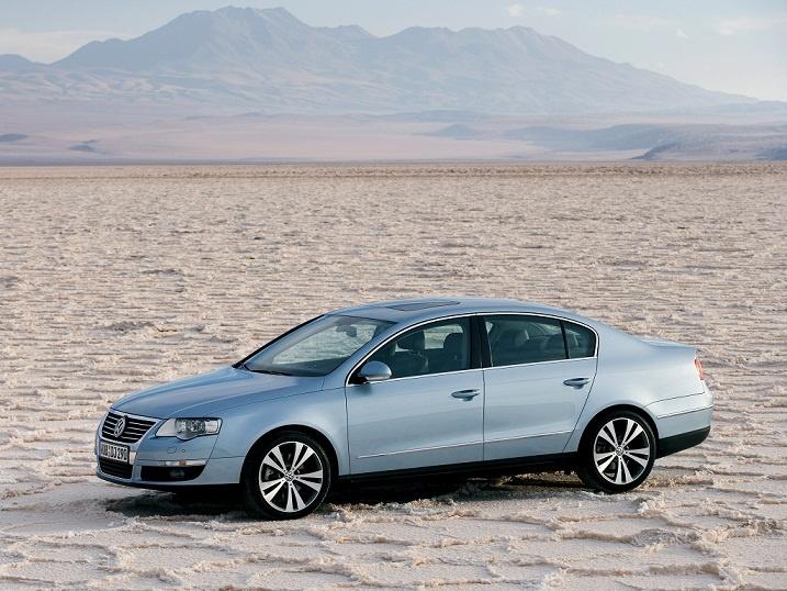Volkswagen Passat (2005 - 2010).