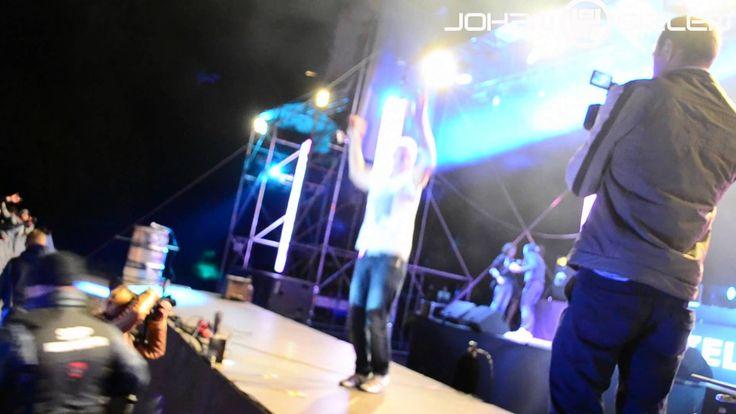 Johan Gielen at Fusion Festival 2013 Sibiu Romenië